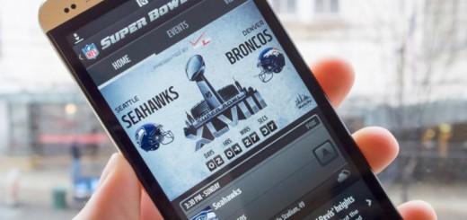 super bowl NFL app