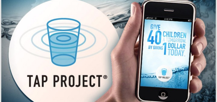 tap project by unicef