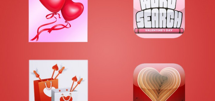 valentines day apps
