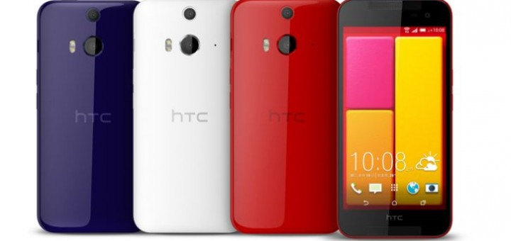 HTC Butterfly 2 will be released on September 2