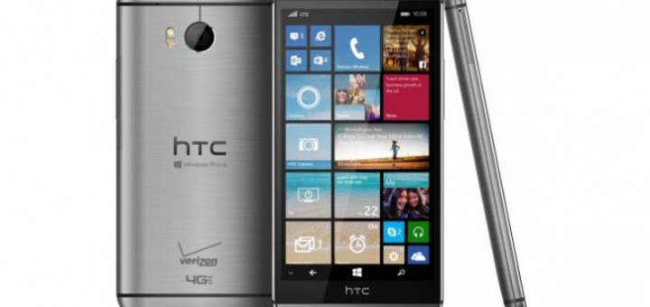 HTC One (M8) for Windows lands on the markets in the US