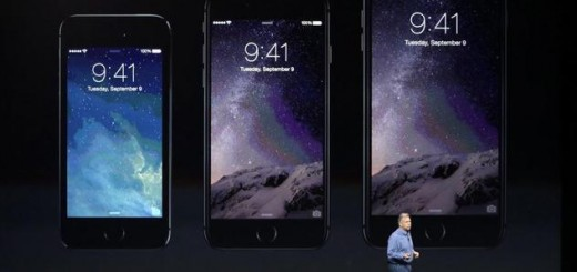 Apple's keynote for Apple iPhone 6 unveiling