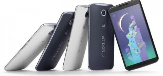 nexus 6 smartphone 2014
