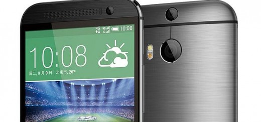 HTC One M8 EYE for China