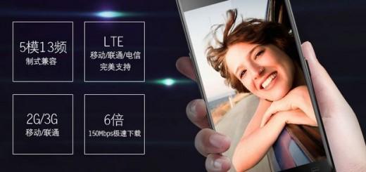 Philips I966 Aurora smartphone 2014