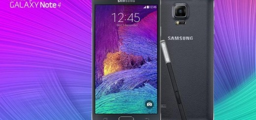 Samsung Galaxy Note 4 official shot