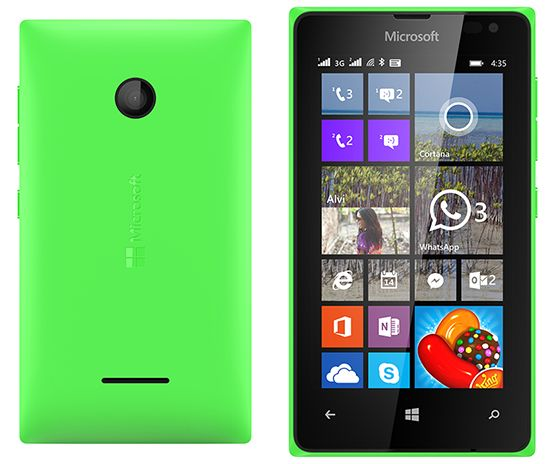 lumia 435 photo