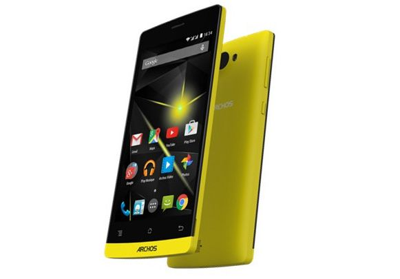 Archos Diamond phone