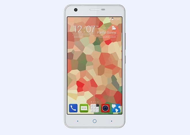zte phone for china